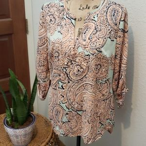 The Limited blouse sz M